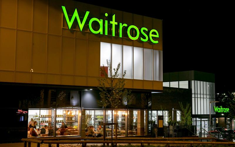 Waitrose has come under fire for its Gentleman's Smoked Chicken Caesar Roll - Brighton Pictures