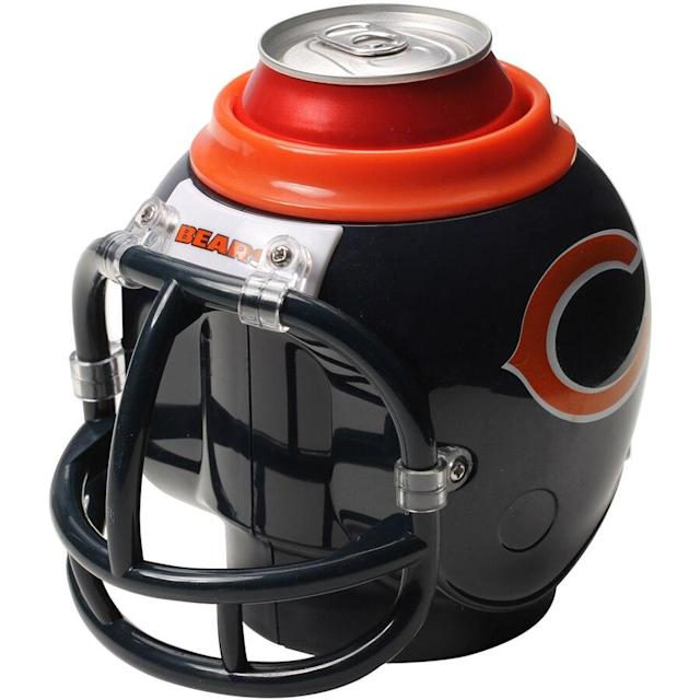 Chicago Bears Helmet FanMug