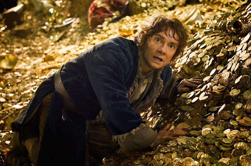 Oh, what excitement is in store for Bilbo Baggins!