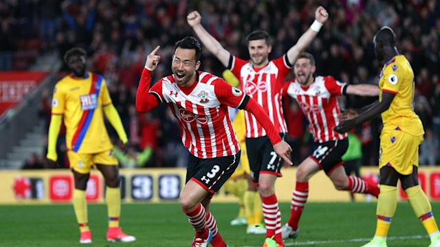 After wasting a glut of opportunities, Southampton came from behind to claim a 3-1 victory against relegation-threatened Crystal Palace.