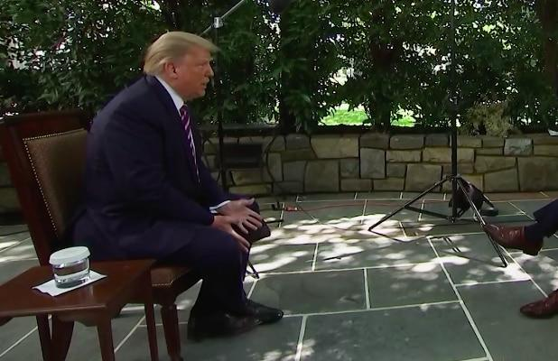 WGN's Trump Interview Draws Only 116,000 Viewers