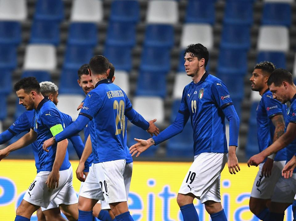 Italy are one of the sides to watch in the coming days (Getty Images)