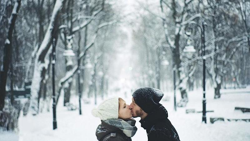 People are more likely to cheat in winter. Source: Getty