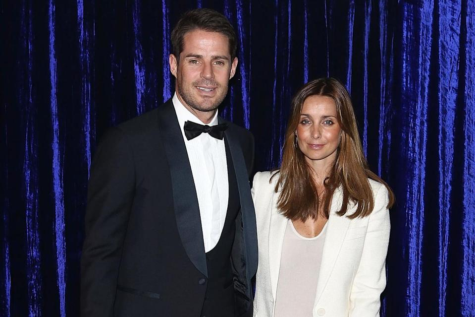 Louise and Jamie Redknapp (Getty Images)