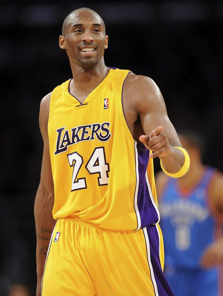 Kobe Bryant | Lisa Blumenfeld/Getty