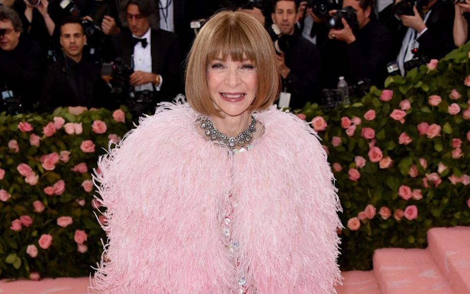 anna wintour - John Shearer/Getty Images for THR