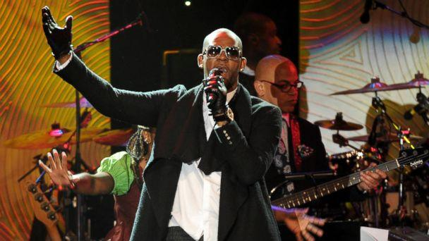 PHOTO: In this Jan. 25, 2014 file photo, recording artist R. Kelly performs at The 56th Annual Grammy Awards Salute to Industry Icons with Clive Davis in Beverly Hills, Calif. (Frank Micelotta/Invision/AP)