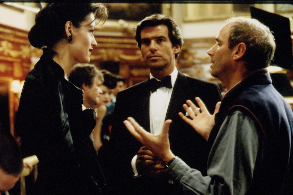 FILM 'GOLDENEYE' BY MARTIN CAMPBELL (Photo by Frank Trapper/Corbis via Getty Images)