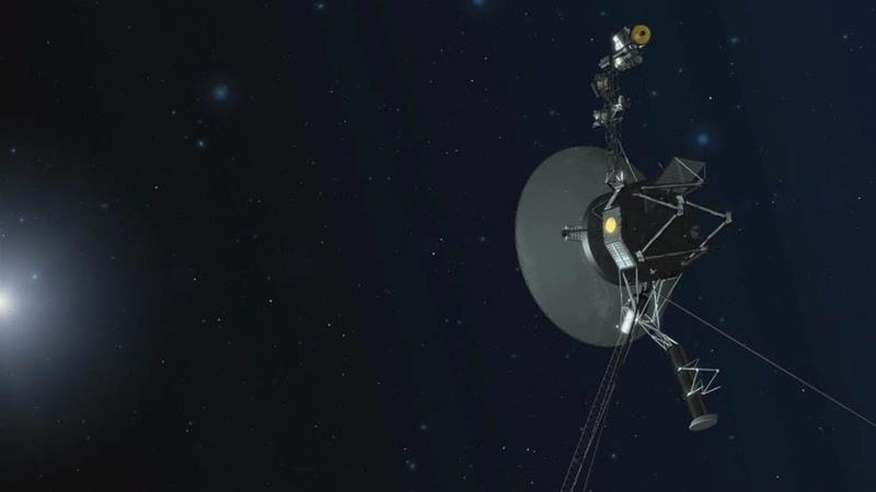 NASA Starts Up Dormant Thrusters Onboard Voyager-1 Spacecraft
