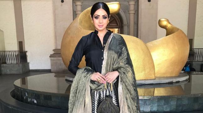 """""""I hate that I lived to see the messages informing me of her death.. I hate God for killing her.. And I hate Sridevi for dying."""""""