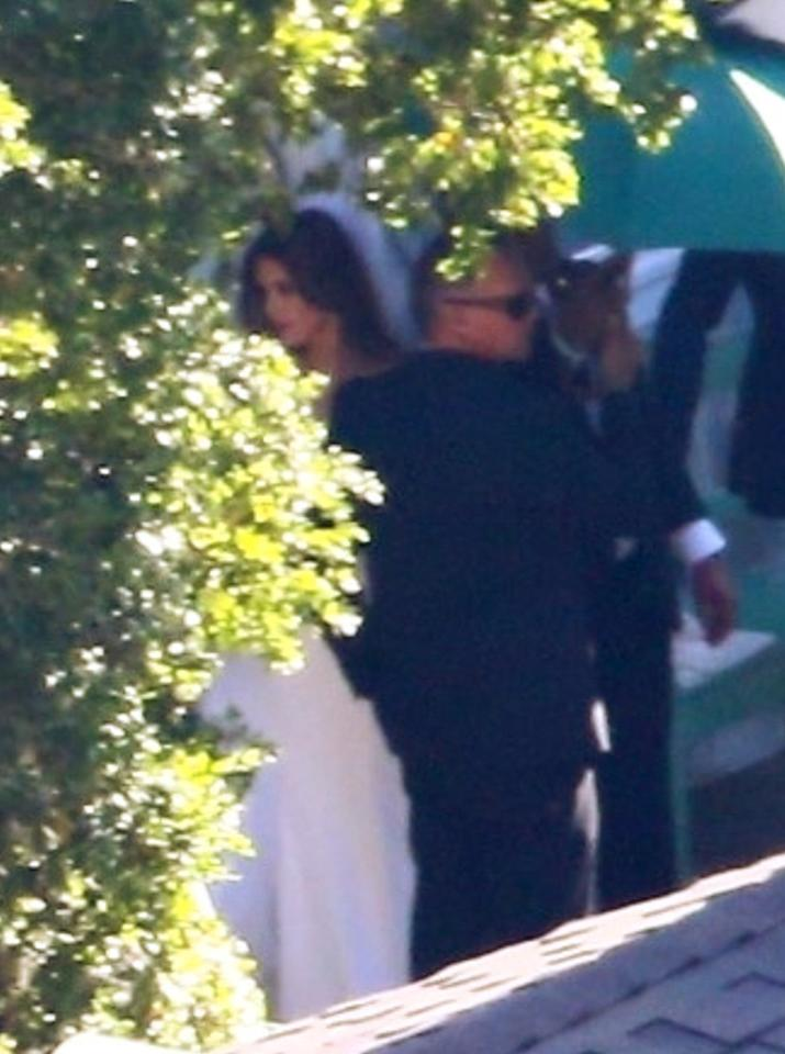 "Early photos showed the bride, 29, preparing to walk down the aisle to wed Pratt, 39, in <a href=""https://people.com/movies/chris-pratt-katherine-schwarzenegger-first-wedding-photo/"" target=""_blank"">an intimate California ceremony</a> in Montecito, California."
