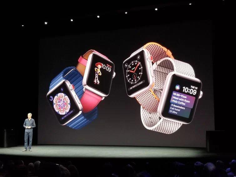 The Apple Watch is one of the many Apple products in line for an update this fall. (Credit: Tom's Guide)