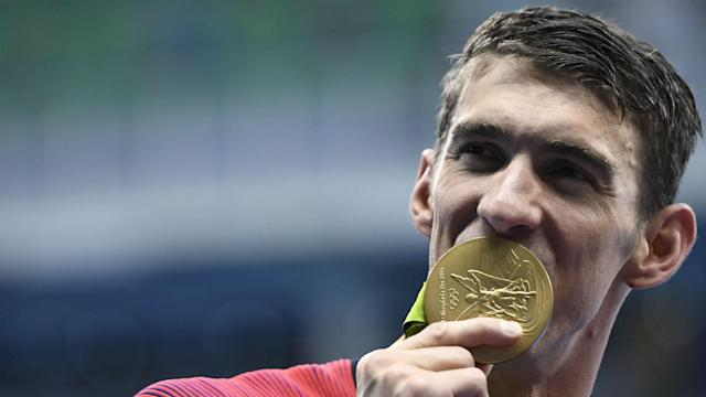 Led by Michael Phelps, Simone Biles and Katie Ledecky, the Americans posted a milestone medal total in Brazil.