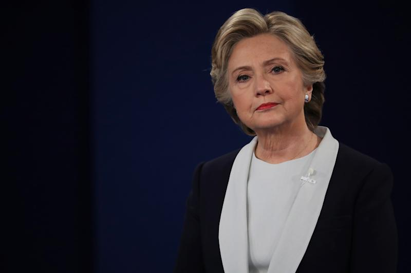 Hillary Clinton Defends Her Campaign's Funding of 'Steele Dossier' on Trump