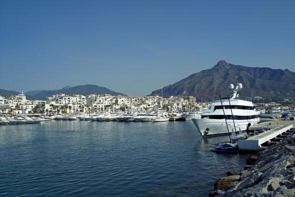 Guess who's given a big boost to holiday bookings in Marbella...