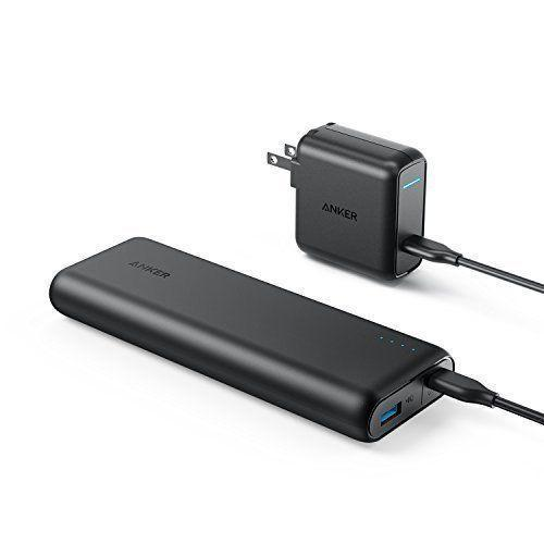 """<p><strong>Anker</strong></p><p>amazon.com</p><p><strong>$59.99</strong></p><p><a href=""""https://www.amazon.com/dp/B071WNWRNC?tag=syn-yahoo-20&ascsubtag=%5Bartid%7C2089.g.291%5Bsrc%7Cyahoo-us"""" rel=""""nofollow noopener"""" target=""""_blank"""" data-ylk=""""slk:Shop Now"""" class=""""link rapid-noclick-resp"""">Shop Now</a></p><p>With this Anker phone charger, they'll be able to <a href=""""https://www.bestproducts.com/tech/electronics/a15169745/reviews-portable-external-battery-chargers/"""" rel=""""nofollow noopener"""" target=""""_blank"""" data-ylk=""""slk:power up faster"""" class=""""link rapid-noclick-resp"""">power up faster</a> than any computer USB port could do. When it's fully charged, you can get multiple charges <em>and</em> charge more than one device at a time, thanks to its two USB ports.</p>"""