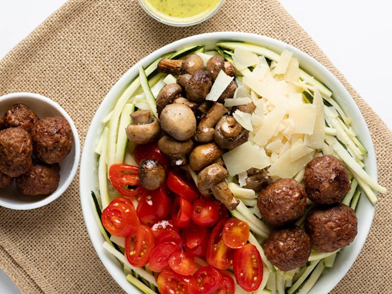 Just Salad Ditches Beef Entirely for Plant-Based Beyond Meat