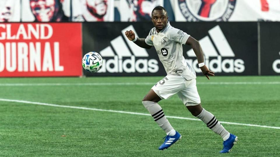 Montreal Impact v New England Revolution | Andrew Katsampes/ISI Photos/Getty Images