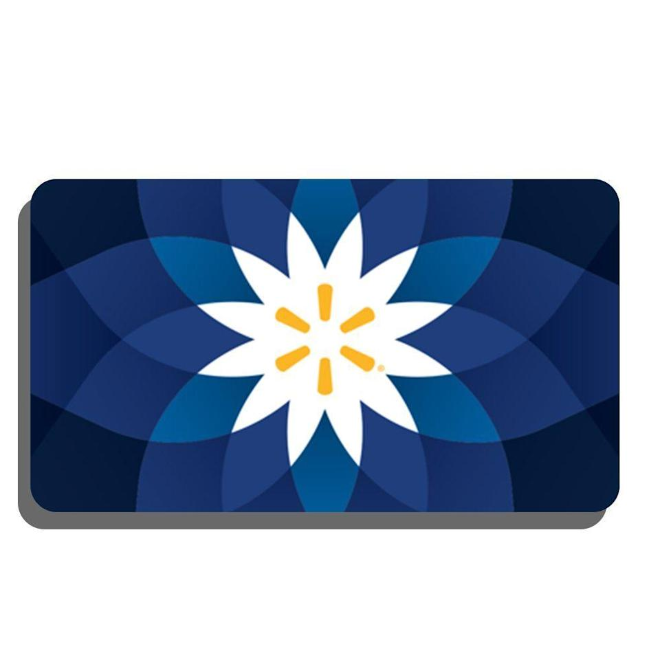 """<p><strong>Walmart</strong></p><p>giftcards.walmart.com</p><p><strong>$5.00</strong></p><p><a href=""""https://giftcards.walmart.com/"""" rel=""""nofollow noopener"""" target=""""_blank"""" data-ylk=""""slk:Shop Now"""" class=""""link rapid-noclick-resp"""">Shop Now</a></p><p>Choose an amount between $5 and $250 for your Walmart e-gift card — no matter how much it is, we're sure it'll be put to good use for groceries, home goods, or even a new gadget like the <a href=""""https://go.redirectingat.com?id=74968X1596630&url=https%3A%2F%2Fwww.walmart.com%2Fip%2FApple-10-2-inch-iPad-8th-Gen-Wi-Fi-32GB-Space-Gray%2F989344107&sref=https%3A%2F%2Fwww.bestproducts.com%2Flifestyle%2Fg34252800%2Fbest-gift-cards%2F"""" rel=""""nofollow noopener"""" target=""""_blank"""" data-ylk=""""slk:iPad"""" class=""""link rapid-noclick-resp"""">iPad</a>. Walmart also has <em>tons </em>of gift card designs, one for every possible occasion.</p>"""