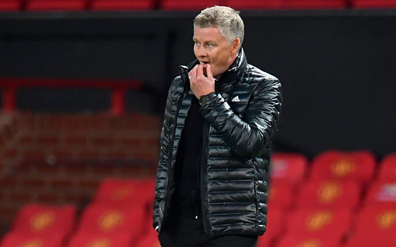 Ole Gunnar Solskjaer -Manchester United are heading in the right direction but a title challenge will have to wait for a couple of seasons - GETTY IMAGES