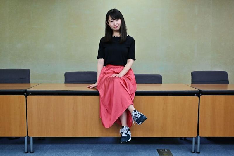 Writer Yumi Ishikawa's online campaign against high heels quickly won support from nearly 19,000 people online. [Photo: Getty]