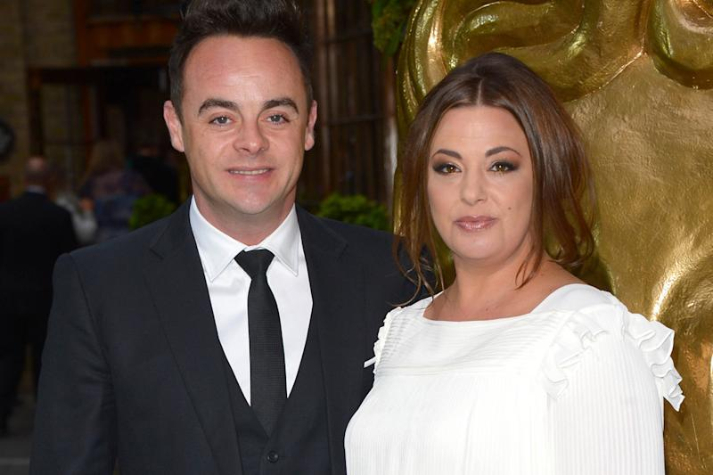 Ant McPartlin and wife Lisa reportedly 'leading separate lives in different houses'