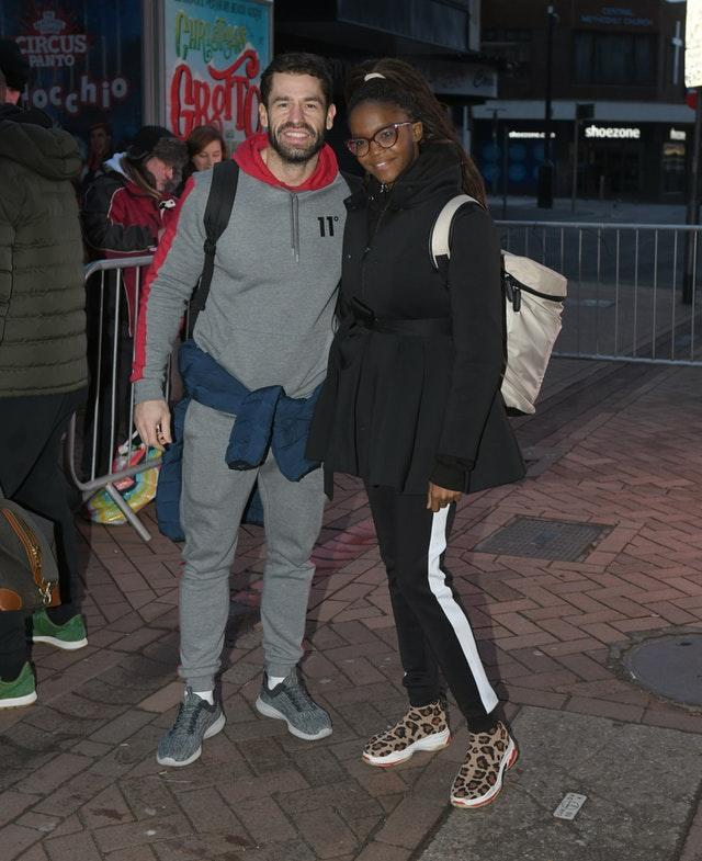 Alex Scott misses out on Strictly semi-finals