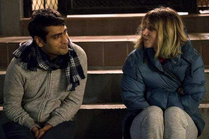 Frame de la película The Big Sick