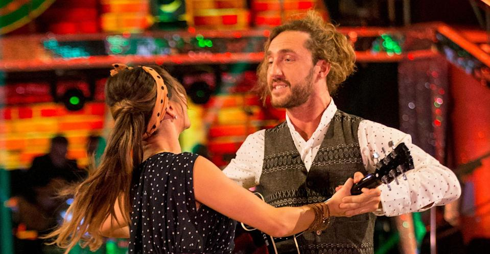 Strictly is dominating the ratings over X Factor this year. (BBC Pictures)