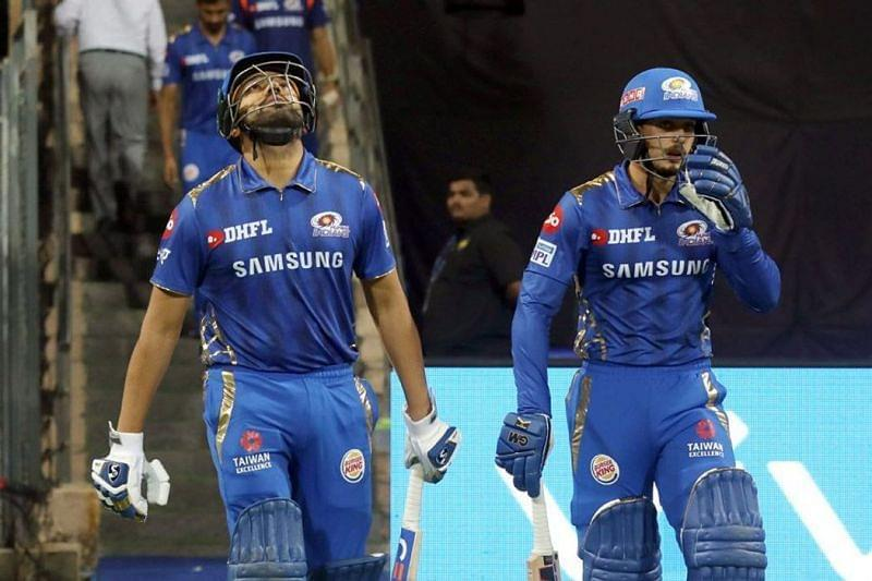 Rohit and De Kock make up one of the best opening combinations in the world, let alone the IPL