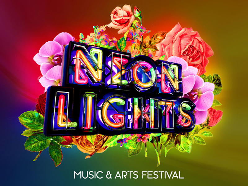 The Neon Lights arts and music festival will be an explosive two-day event at Fort Canning. — Picture courtesy of Neon Lights