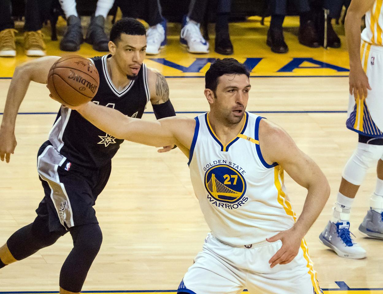 NBA Playoffs: Zaza Pachulia Faces Online Threats Over Kawhi Leonard Injury