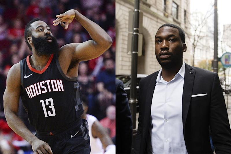 c61d418edc2a James Harden Will Wear Statement-Making  Free Meek Mill  Sneakers