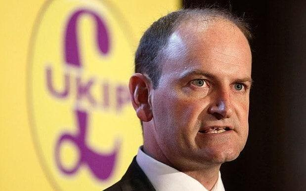 Douglas Carswell was Ukip's only MP before he quit the party on Saturday