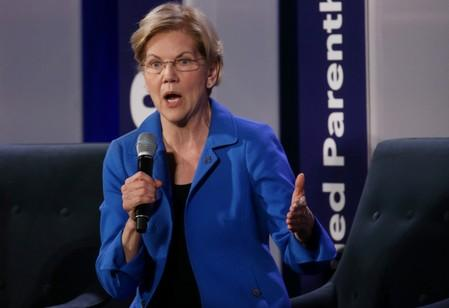 Democratic candidates for president speak at We Decide: 2020 Election Membership Forum, an event put on by Planned Parenthood in Columbia, South Carolina, U.S.