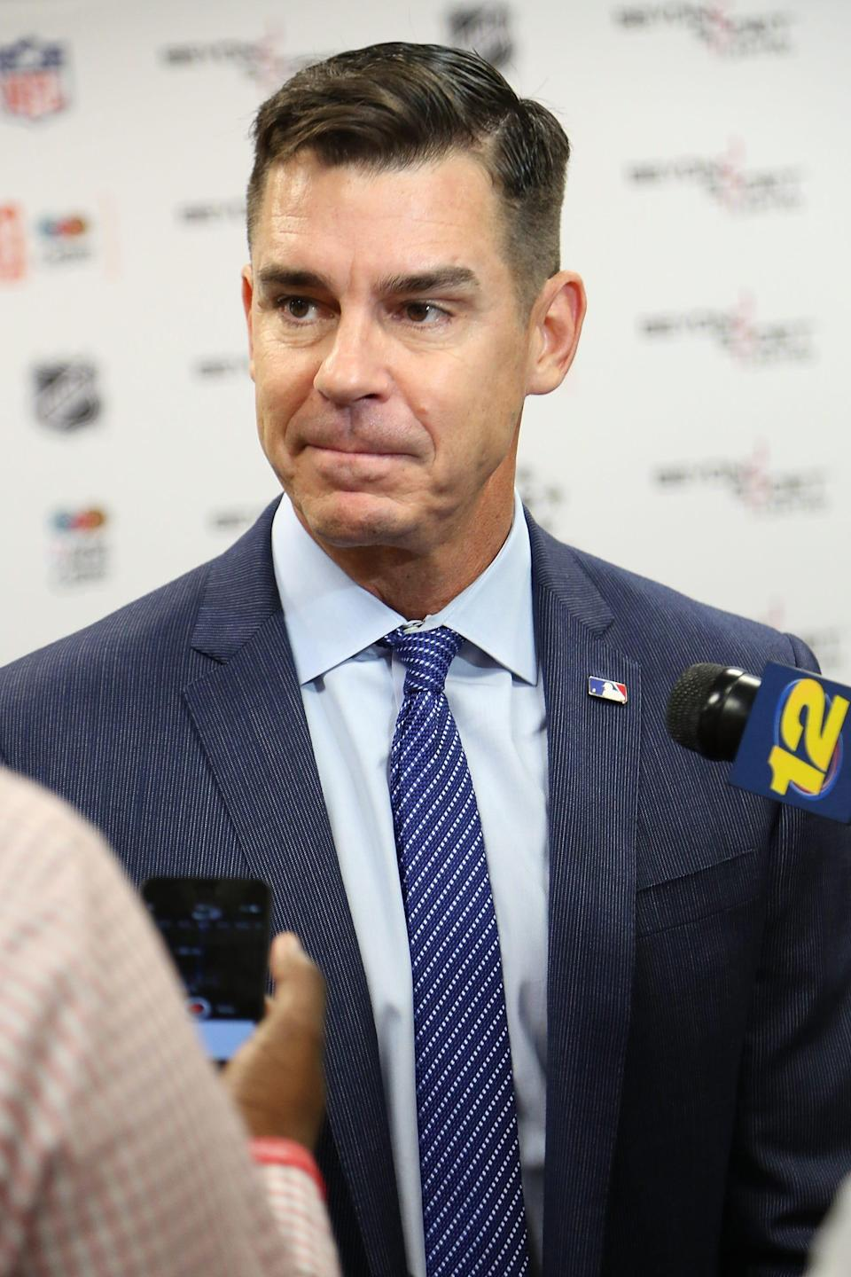 MLB vice president Billy Bean, who is publicly gay, has been a mentor and confidant to LGBTQ players both -- closeted and out.
