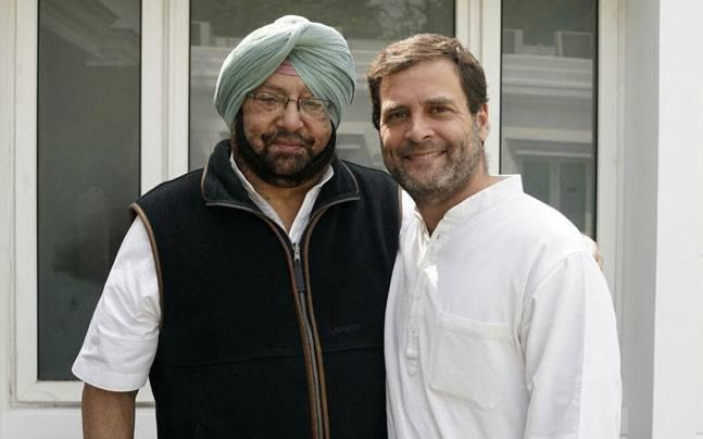 Rahul Gandhi to attend Amarinder Singh's swearing-in ceremony in Chandigarh on March 16
