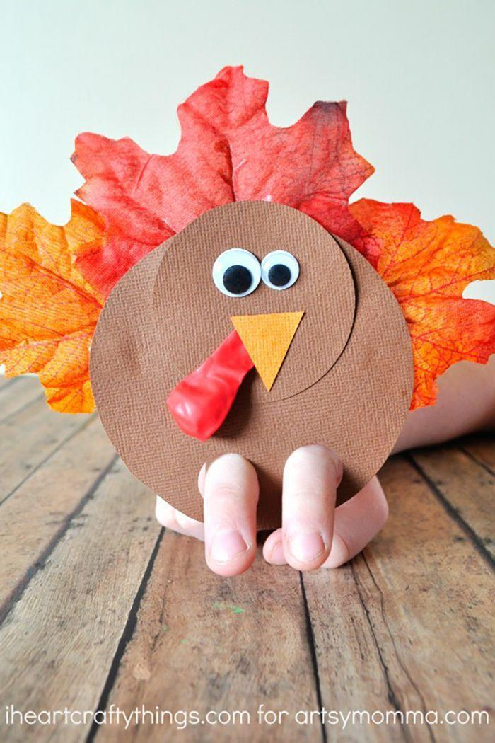 "<p>Make these ahead of your Thanksgiving feast and your youngsters will have an adorable play piece to keep 'em occupied during dinner.</p><p><strong>Get the tutorial at <a href=""https://artsymomma.com/how-to-make-an-adorable-turkey-finger-puppet.html"" rel=""nofollow noopener"" target=""_blank"" data-ylk=""slk:Artsy Momma"" class=""link rapid-noclick-resp"">Artsy Momma</a>.</strong></p><p><strong><a class=""link rapid-noclick-resp"" href=""https://www.amazon.com/SunWorks-Construction-9-Inches-12-Inches-100-Count/dp/B0017OJKLI/?tag=syn-yahoo-20&ascsubtag=%5Bartid%7C10050.g.22626432%5Bsrc%7Cyahoo-us"" rel=""nofollow noopener"" target=""_blank"" data-ylk=""slk:SHOP CRAFT PAPER"">SHOP CRAFT PAPER</a><br></strong></p>"