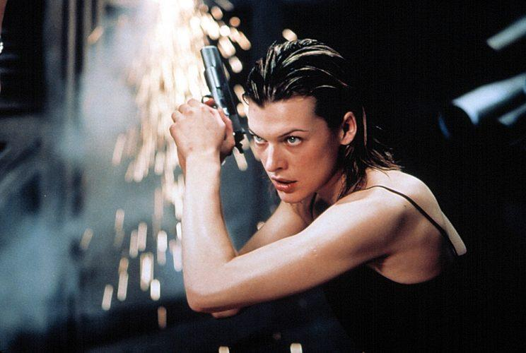 Resident Evil The Final Chapter Premieres Get Ready By Reading