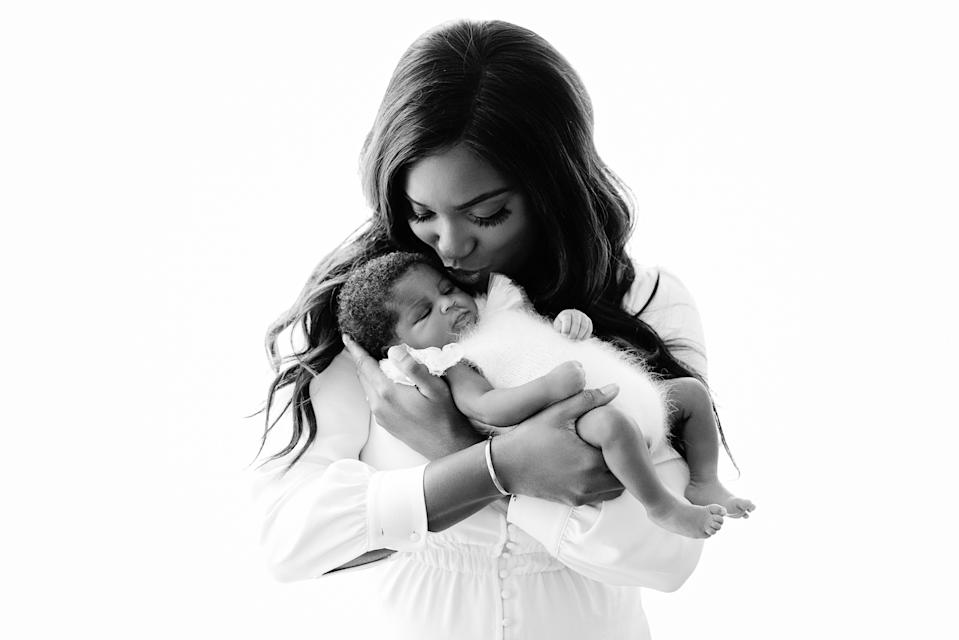 <strong>Deborah Ajaja, 34</strong><br><br>I had my first child in September 2017. The journey to motherhood was enjoyable and mostly incident free. It was so exciting watching my bump grow. I gave birth to my second child, my daughter, in January 2020. The journey was a lot more tiresome with a toddler and demanding day job in tow. I made sure to do things that would make me happy second time round, having learnt lessons from the first time; I wore what I liked, treated myself when I could and pulled out the stops to take gorgeous pictures throughout that I would look back on in years to come.<br><br>For the most part, my experience with healthcare professionals was fine. I didn't enjoy being passed from midwife to midwife at each appointment, though. That part was stressful. But in my first pregnancy, I was blessed to find an amazing midwife (who was Nigerian!) who took me in like a niece. She ensured I was monitored closely and when my baby decided not to show up, she booked me in for an induction on a day and time that would give me the best chance of care and attention.<br><br>I wasn't aware of the statistics before I became pregnant, so it bore no impact on my decision to have children. Had I been aware however, I don't think it would have affected me. Though I would have gone into it with a lot more knowledge and conducted more research to ensure my care was optimal. <br><br>Sadly, I don't think Black women are given the care and attention they deserve. They're seen to be 'strong' and able to cope with anything, often meaning that their pleas for help or requests for assistance are overlooked or ignored altogether. I think it will take some time, but ultimately the healthcare professionals, who have taken oaths to respect and care for patients, have to go back to basics and strip themselves of biases and unconscious intolerances that have previously caused them to ignore or mistreat Black women. It needs to be addressed from a grassroots level; recruitment, tr