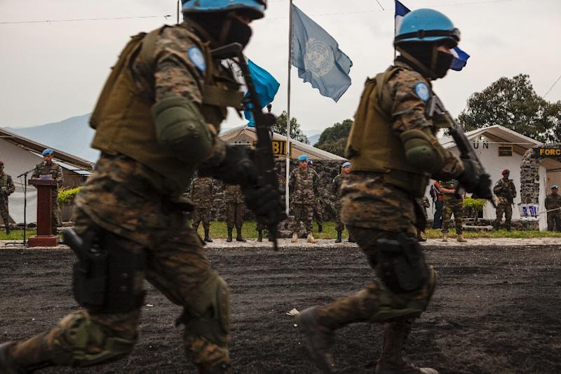 The UN Security Council is considering a French-drafted resolution that would task peacekeepers in the Democratic Republic of Congo with helping to prepare credible elections