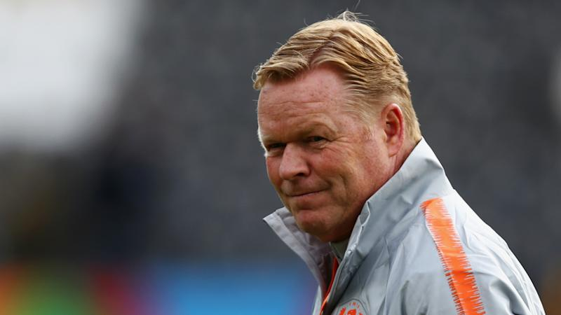 Barcelona speculation 'uncomfortable' for Koeman