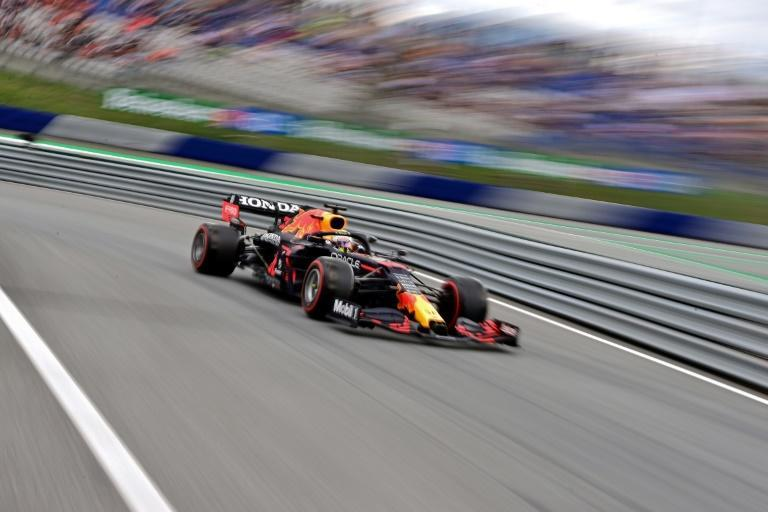 Red Bull's Max Verstappen leads Hamilton by 18 points in the world championship