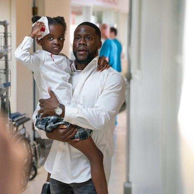 """<p>Prepare yourself for another major tearjerker: Kevin Hart will star as Matthew Logelin, a man whose wife dies barely 24 hours after giving birth to their first child, a daughter, prematurely. The movie is based on the real-life Logelin's 2011 memoir <em>Two Kisses for Maddy: A Memoir of Loss and Love</em>, in which he recounted his courtship and marriage to his late wife Liz and his first year as a single father to their daughter Maddy. (Much more fun fact: After the film was sold to Netflix, Barack and Michelle Obama's Higher Ground Productions signed on as distributors.) </p><p><em>Premieres June 18 on Netflix.</em></p><p><a href=""""https://www.instagram.com/p/CMBBA7hLL9d/"""" rel=""""nofollow noopener"""" target=""""_blank"""" data-ylk=""""slk:See the original post on Instagram"""" class=""""link rapid-noclick-resp"""">See the original post on Instagram</a></p>"""