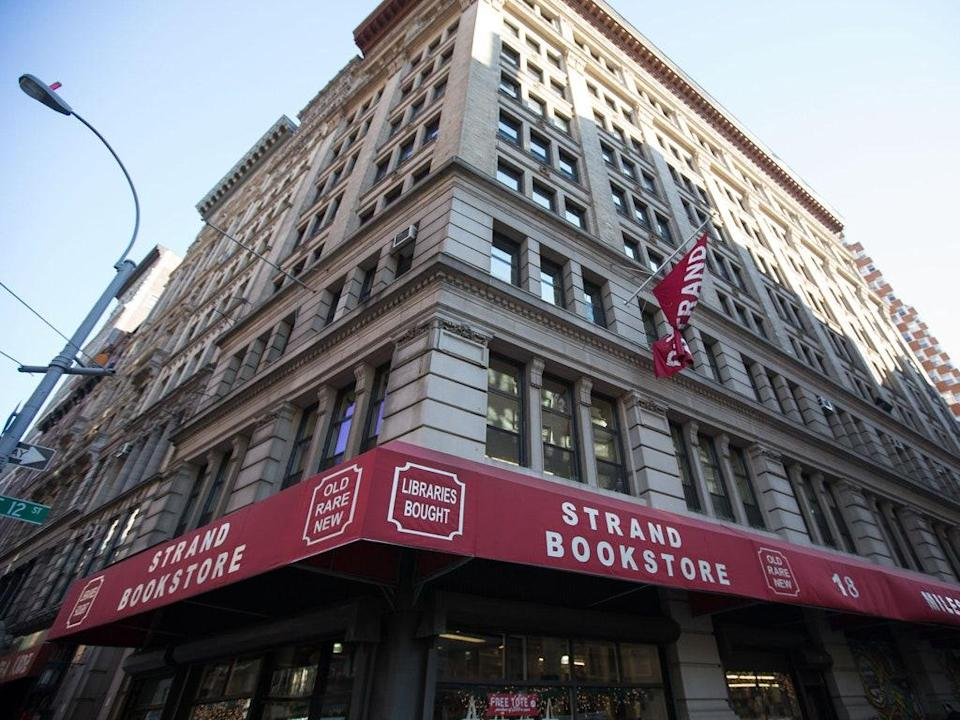 <p><strong>What's this place all about?</strong><br> With its towering stacks, filled with more than 2.5 million titles, this 93-year-old bookstore is less neighborhood haunt, more globally recognized institution.</p> <p><strong>What do you feel when you're there?</strong><br> Nerdish curiosity.</p> <p><strong>Was the staff helpful?</strong><br> You could call the Strand's employees tour guides, considering their deft ability to find the exact title you're looking for and recommend a book you may not have otherwise plucked from the shelves.</p> <p><strong>Who comes here?</strong><br> You don't have to be bookworm to visit the Strand (as it's referred to by locals). The store has become a destination unto itself, offering visitors a chance to peruse shelves packed with everything from the latest page-turner to first-edition hardbacks.</p> <p><strong>Did it meet expectations?</strong><br> The Strand will make you question why you don't read more; and chances are you won't leave empty-handed.</p> <p><strong>So, then, what do you think it's best for?</strong><br> There are countless treasures to be found among the dollar carts that sit outside the bookstore.</p>