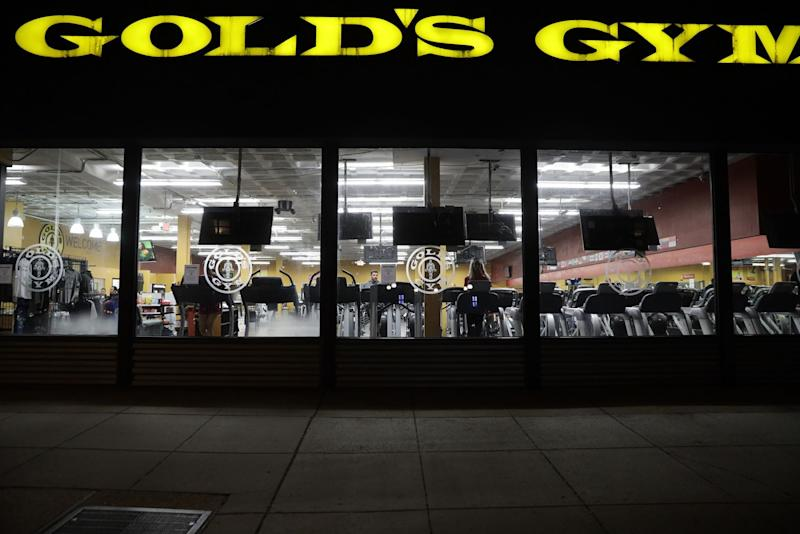 Gold's Gym Files for Bankruptcy Amid Coronavirus Pandemic