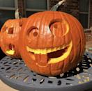 """<p>Take a cue from this carver and create inset eyes. It might be a little harder but it adds depth for a more interesting jack-o'-lantern.</p><p><strong>See more at <a href=""""https://www.instagram.com/p/BpKkd8Lha6W/"""" rel=""""nofollow noopener"""" target=""""_blank"""" data-ylk=""""slk:@edotterj"""" class=""""link rapid-noclick-resp"""">@edotterj</a>.</strong></p><p><a class=""""link rapid-noclick-resp"""" href=""""https://www.amazon.com/GoStock-Professional-Halloween-Stainless-Lanterns/dp/B08B5Z4XQ9/?tag=syn-yahoo-20&ascsubtag=%5Bartid%7C10050.g.22133548%5Bsrc%7Cyahoo-us"""" rel=""""nofollow noopener"""" target=""""_blank"""" data-ylk=""""slk:SHOP CARVING KITS""""><strong><strong>SHOP CARVING KITS</strong></strong> </a> </p>"""