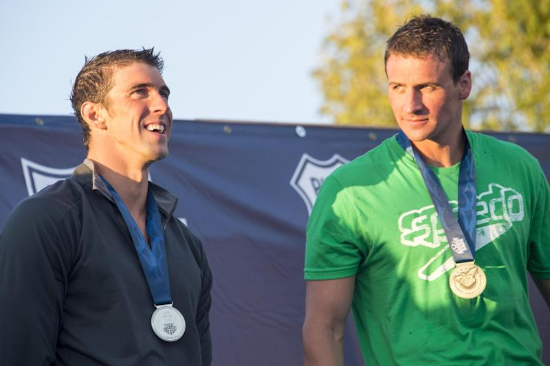 Swimming - Phelps back on big stage at PanPacs
