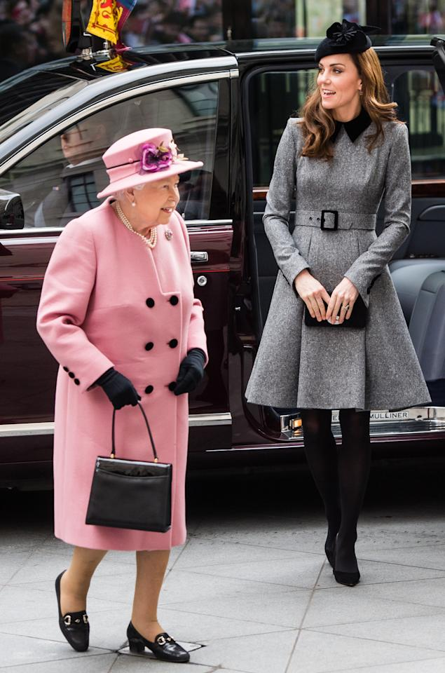 <p>With spring just around the corner, shop the pastel coat trend inspired by HRH. </p>