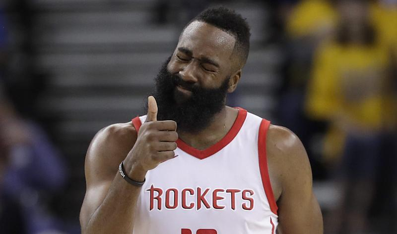 James Harden wants us to embrace the possibility of something new.